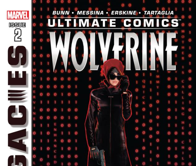 cover from Ultimate Comics Wolverine (2013) #2