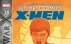 ULTIMATE COMICS X-MEN 30 (WITH DIGITAL CODE)