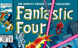 Fantastic Four (1961) #373 Cover