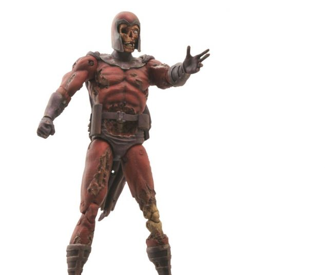 Zombie Magneto from Diamond Select Toys