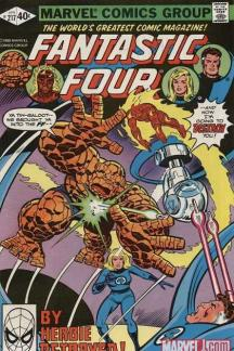 Fantastic Four (1961) #217