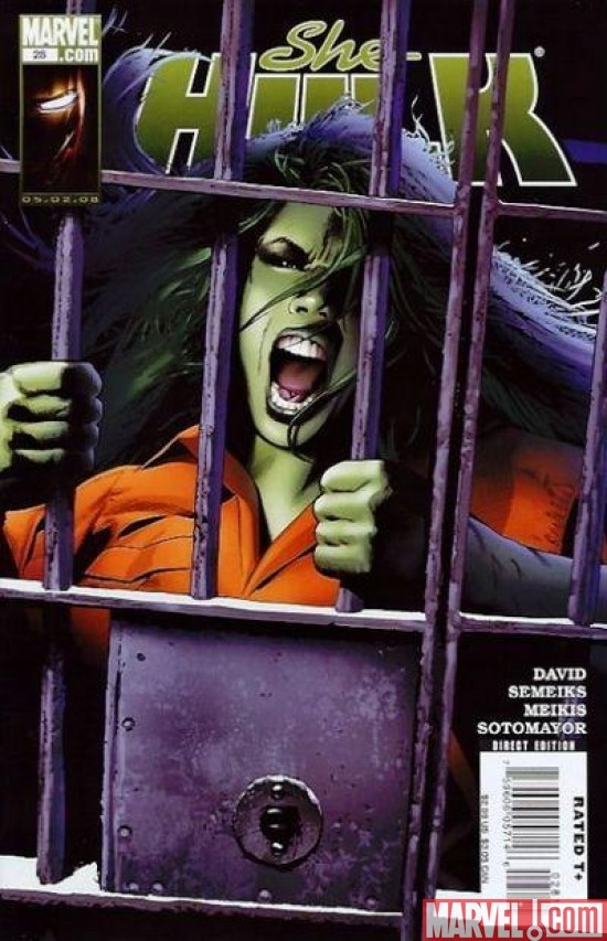 SHE-HULK #28 (2005)