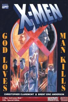 X-Men: God Loves, Man Kills - Special Edition (1982) #1