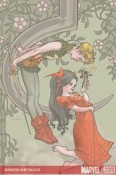 Avengers Fairy Tales #1 