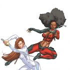 Daughters of the Dragon (2006) #6