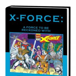 X-Force: Force to Be Reckoned with TPB (2011)