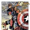 CAPTAIN AMERICA: FOREVER ALLIES #1 preview art by Nick Dragotta