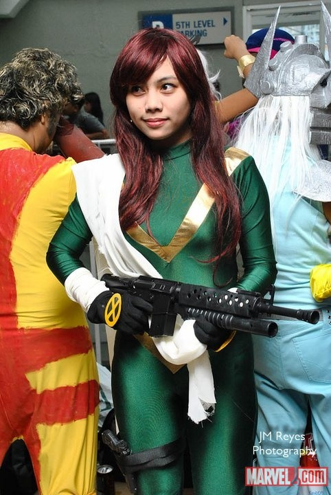 Marvel Costumes: Philippines' X-Men Team