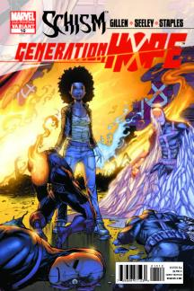 Generation Hope #10  (2nd Printing Variant)