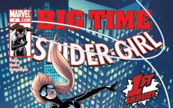 SPIDER-GIRL (BIG) (2018) #1 Cover