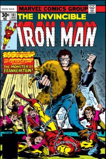 Iron Man (1968) #101