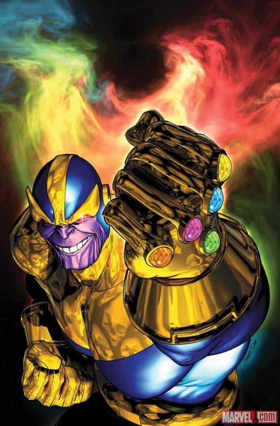 Thanos by Brandon Peterson