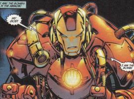 The History of Iron Man Pt. 39