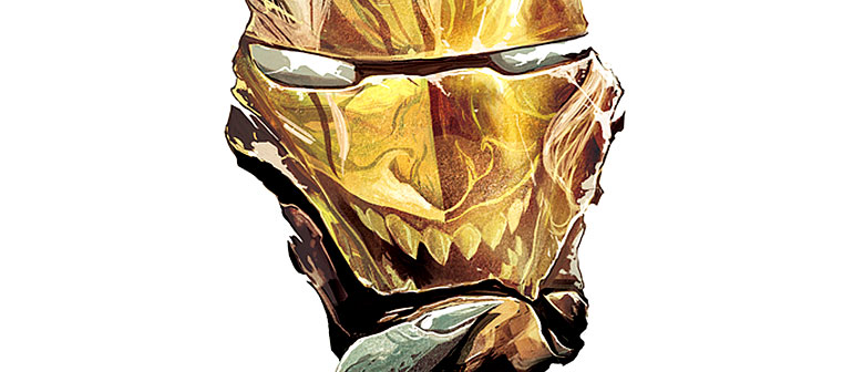 All-New Marvel NOW! Q&A: Iron Man