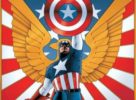Follow the History of Captain America Pt. 31