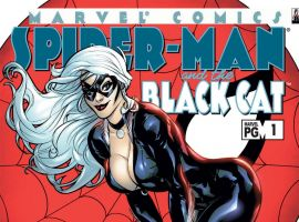 SPIDER-MAN/BLACK CAT #1 Cover