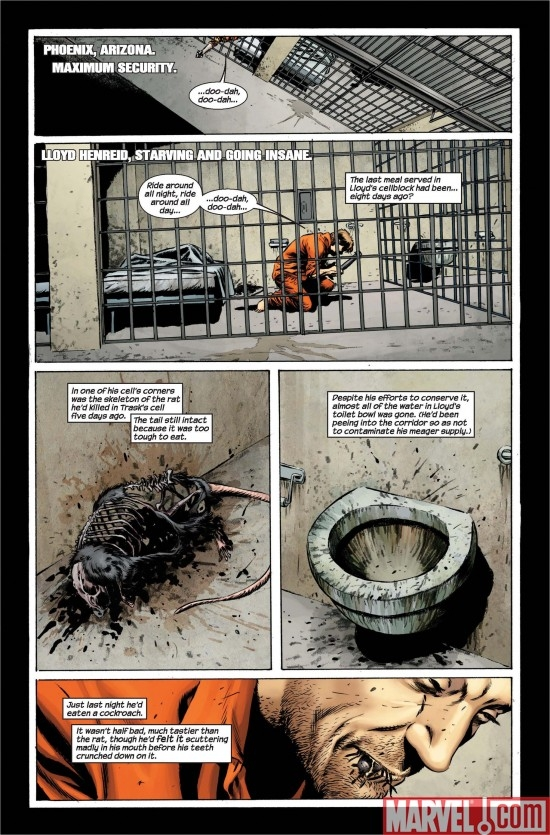 THE STAND: AMERICAN NIGHTMARES #4 Interior Art