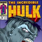 INCREDIBLE HULK #354 COVER