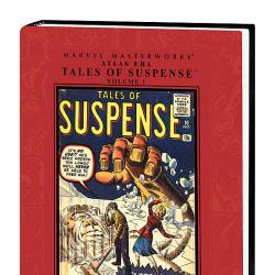 Marvel Masterworks: Atlas Era Tales of Suspense Vol. 1 (Hardcover)