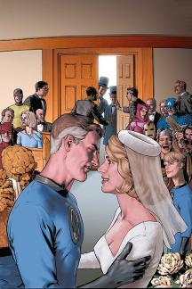 Fantastic Four: The Wedding Special #1