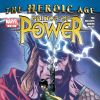 HEROIC AGE: PRINCE OF POWER #1 cover by Isaac Cordova