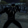 Screenshot of Black Panther from The Avengers: Earth's Mightiest Heroes!
