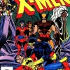 Uncanny X-Men #155 cover