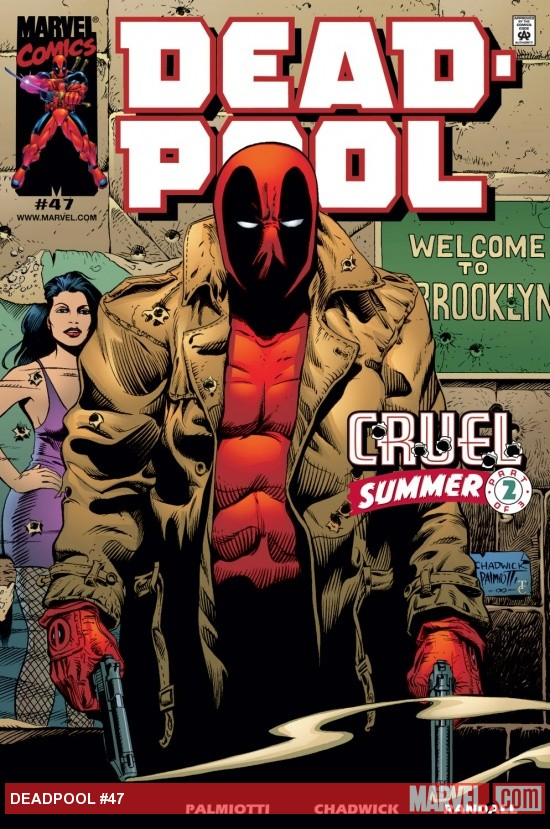 Deadpool (1997) #47
