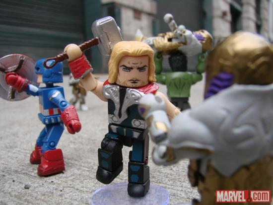 Avengers Movie Minimates Arrive to Toys &quot;R&quot; Us