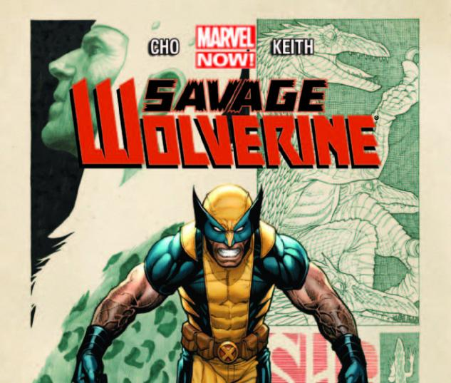 SAVAGE WOLVERINE 2
