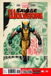 Savage Wolverine #2 
