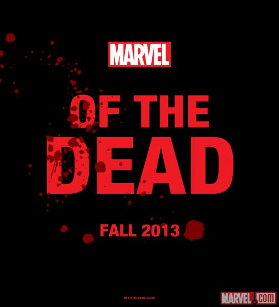 MARVEL Of The Dead!
