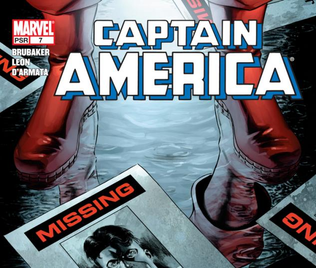 Cover: Captain America (2004) 1 of 1 - Nomad