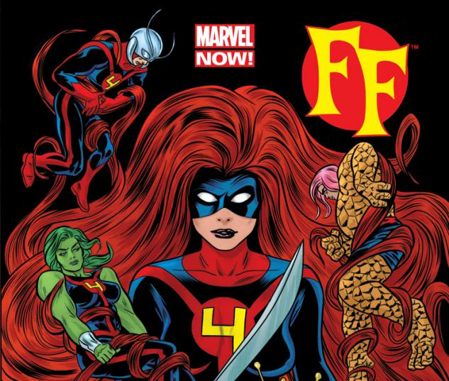 cover from FF (2012) #5