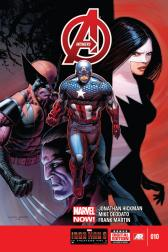 Avengers #10 
