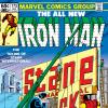 Iron Man (1968) #173 Cover