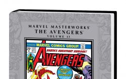 MARVEL MASTERWORKS: THE AVENGERS VOL. MARVEL MASTERWORKS: THE AVENGERS VOL. 13 HC