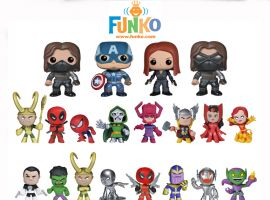 Funko to Release New Marvel Products for 2014