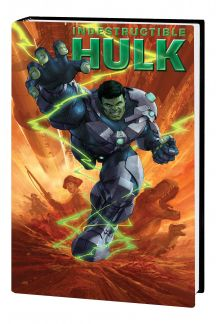 Indestructible Hulk Vol. 3: S.M.A.S.H. Time (Hardcover)