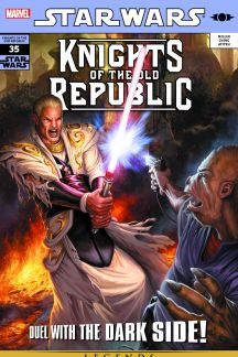 Star Wars: Knights Of The Old Republic #35