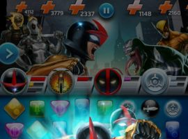 Nova in Marvel Puzzle Quest
