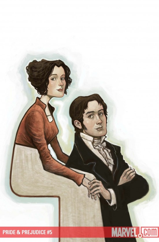 PRIDE &amp; PREJUDICE #5