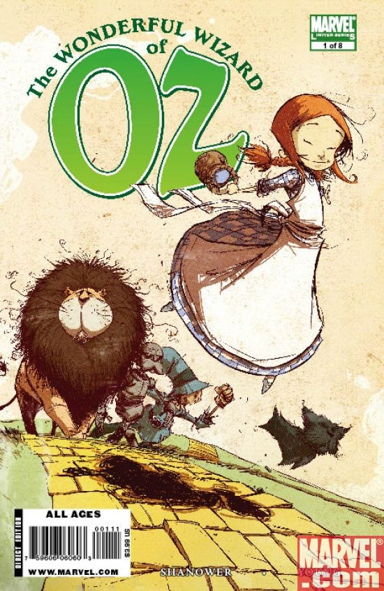 THE WONDERFUL WIZARD OF OZ #1