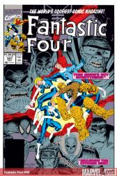 Fantastic Four #347 