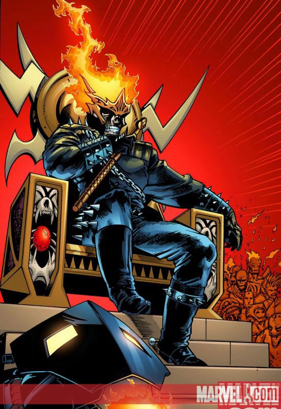 GHOST RIDER FINALE #1
