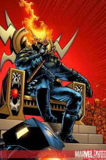Ghost Rider Finale (2007) #1