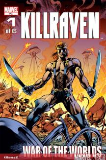 Killraven (2002) #1