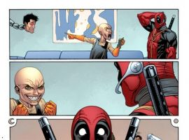 DEADPOOL TEAM-UP #890 preview art by Micah Gunnell 4
