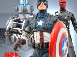 Diamond Select Toys and Marvel team up!