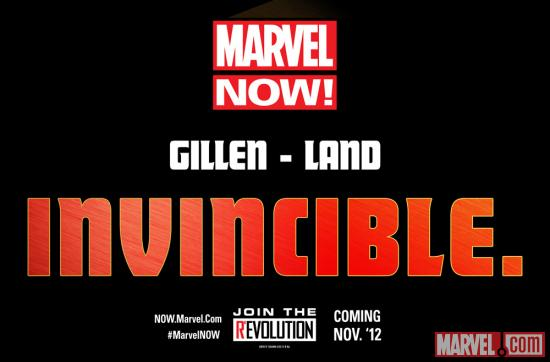 The Future of Marvel NOW! is Invincible